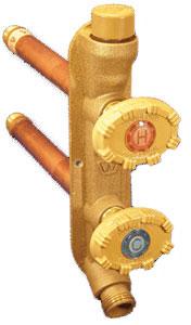 Mixer Tap - vertical